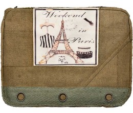 Weekend In Paris Laptop Sleeve