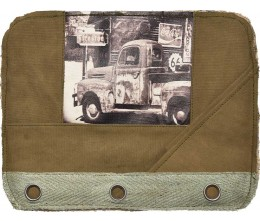 Antique Truck Laptop Sleeve