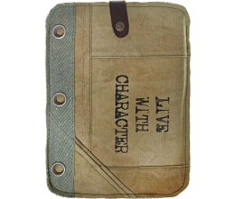 Live with Character iPad/Notebook Sleeve
