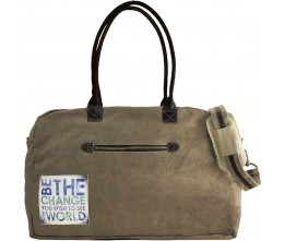 Be The Change Travel Bag