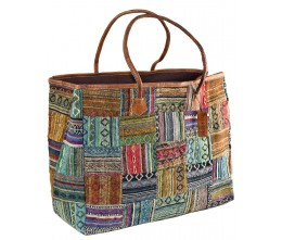 Wanderlust Oversized Tote Bag