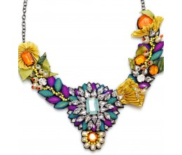 Marigold Carnival Necklace