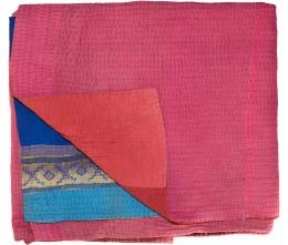 Kantha Blanket
