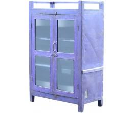 Dark Orchid Vintage Cabinet