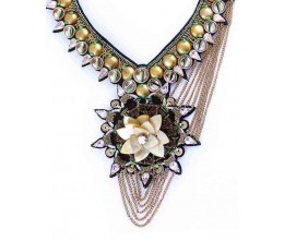 Waterlily Necklace