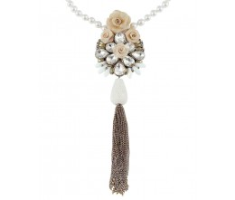 Heavenly Tassel Necklace